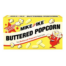 Конфеты Mike & Ike Buttered Popcorn
