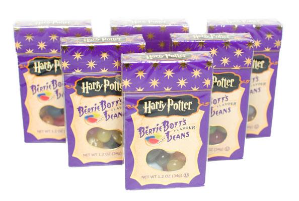 Bertie Botts, берти боттс, конфеты Harry Potter Bertie Botts