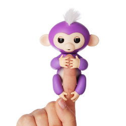 Обезьянка Fingerlings Мия