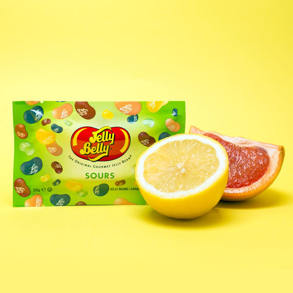 Jelly Belly кислые фрукты